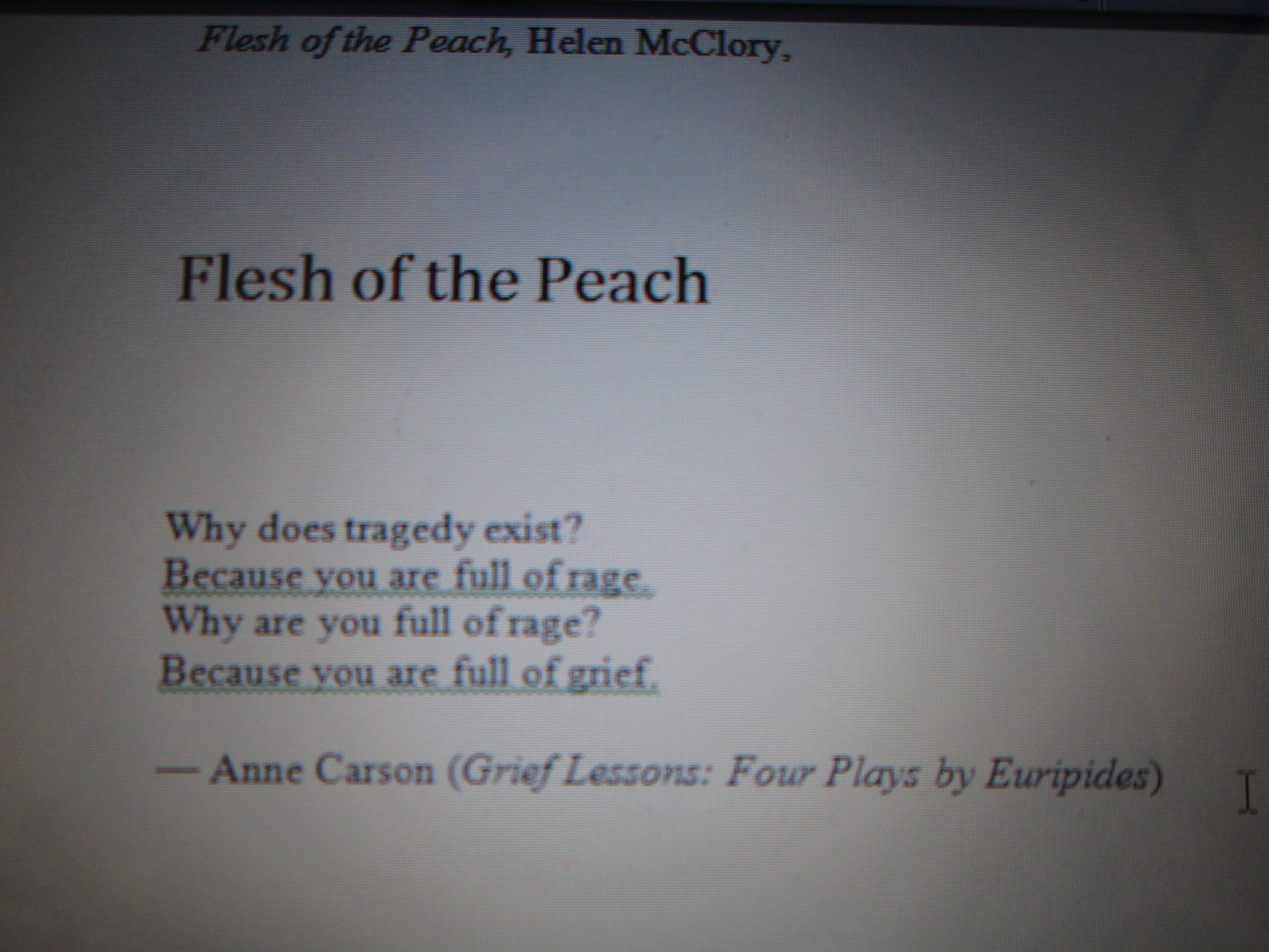 Anne Carson's quote #5