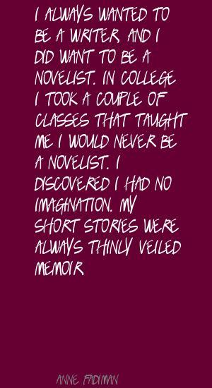 Anne Fadiman's quote #4