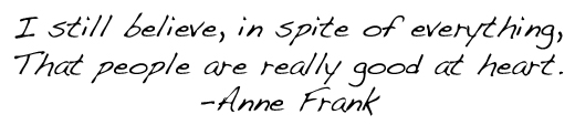 Anne Frank's quote #2