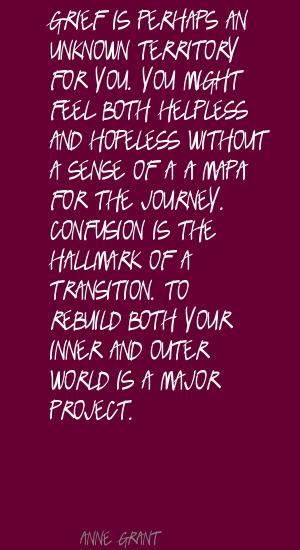 Anne Grant's quote #3