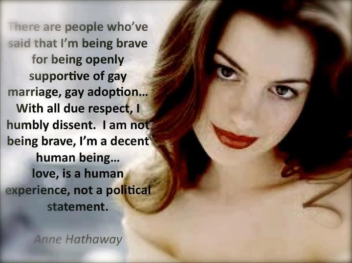 Anne Hathaway's quote #6