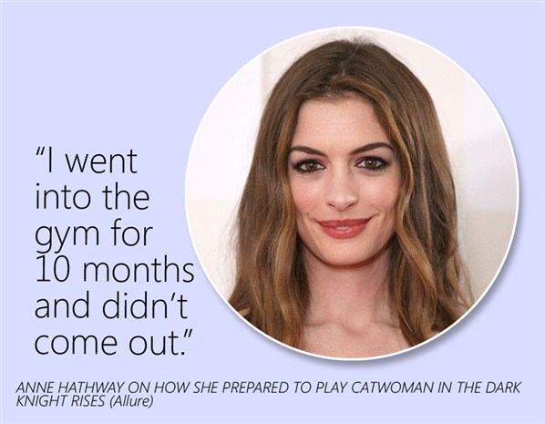 Anne Hathaway's quote #5