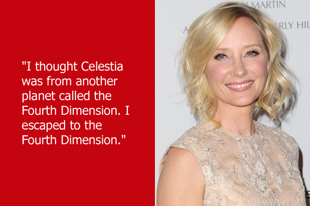 Anne Heche's quote #5