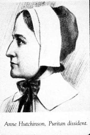 Anne Hutchinson's quote #3