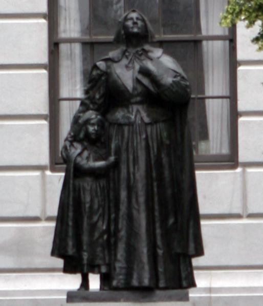 Anne Hutchinson's quote #7