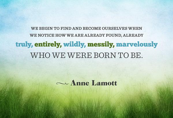 Anne Lamott's quote #8