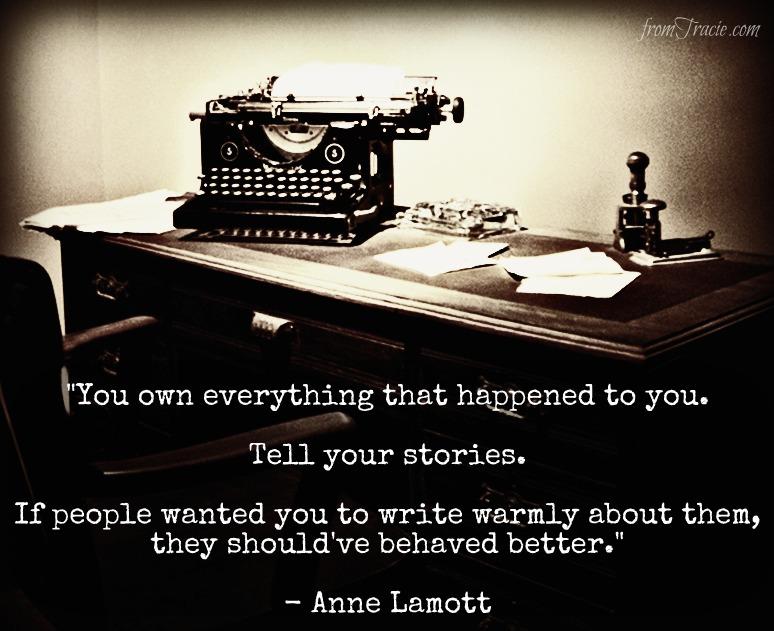 Anne Lamott's quote #1