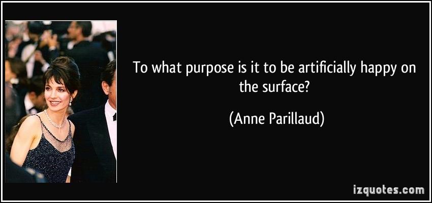 Anne Parillaud's quote #2