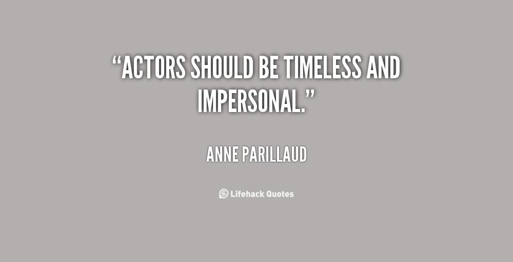 Anne Parillaud's quote #3
