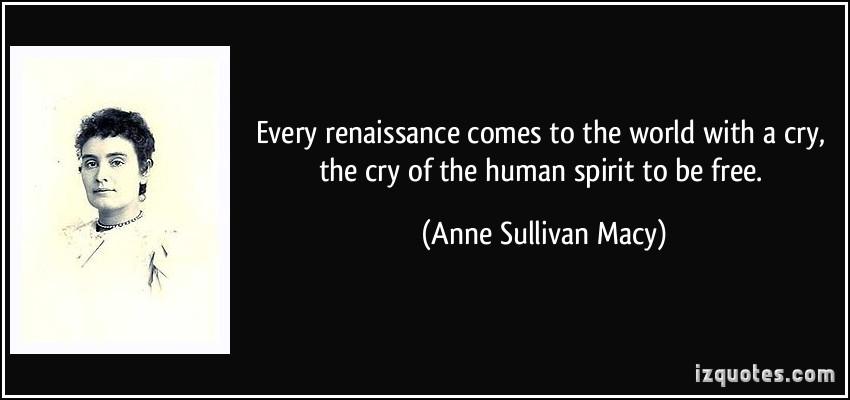 Anne Sullivan Macy's quote #7