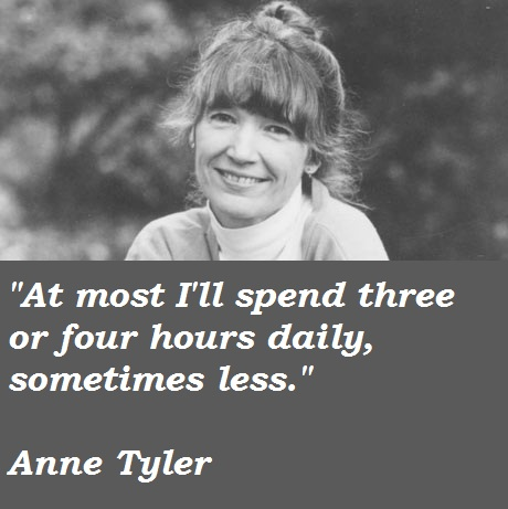 Anne Tyler's quote #2