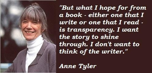 Anne Tyler's quote #4
