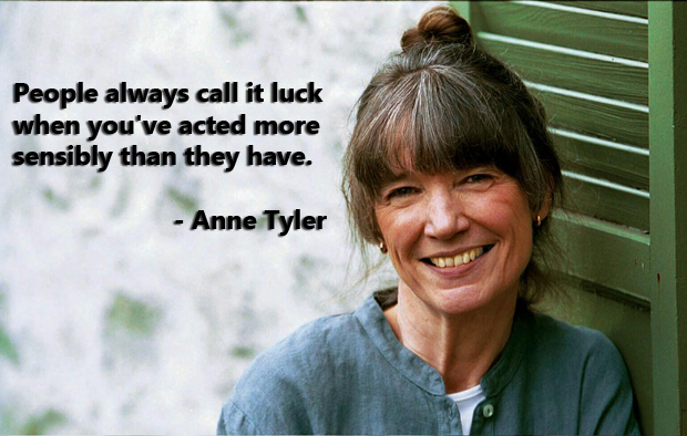 Anne Tyler's quote #5