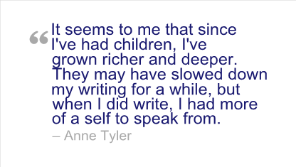 Anne Tyler's quote #7