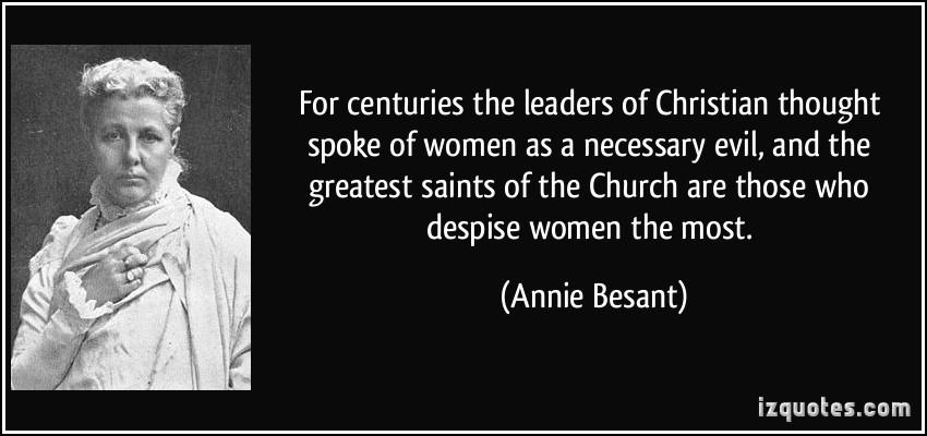 Annie Besant's quote #7