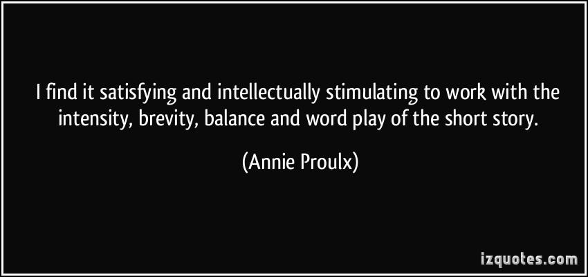 Annie Proulx's quote #1
