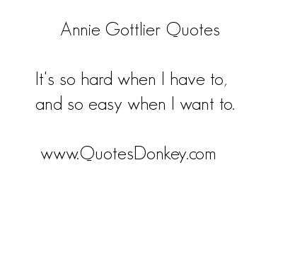 Annie quote #1