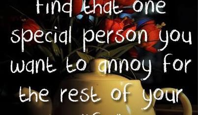 Annoy quote #5