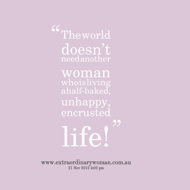 Another Woman quote #2