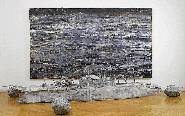 Anselm Kiefer's quote #4