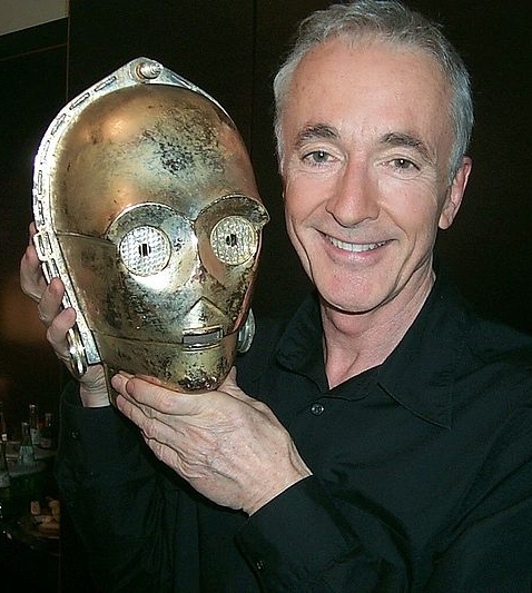 Anthony Daniels's quote #6