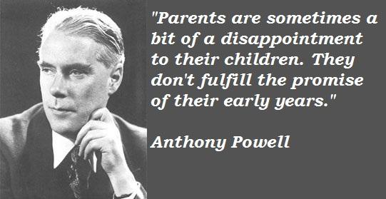 Anthony Powell's quote #1