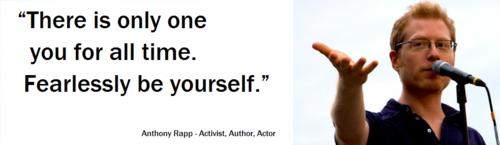 Anthony Rapp's quote #2