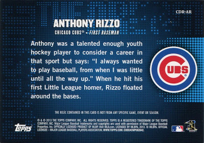 Anthony Rizzo's quote #2