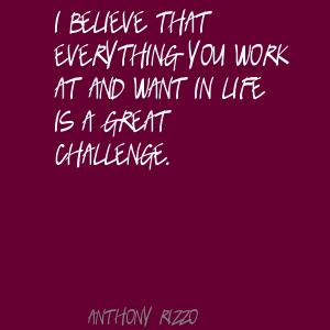 Anthony Rizzo's quote #3