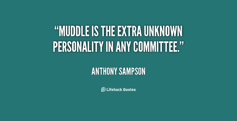 Anthony Sampson's quote #1