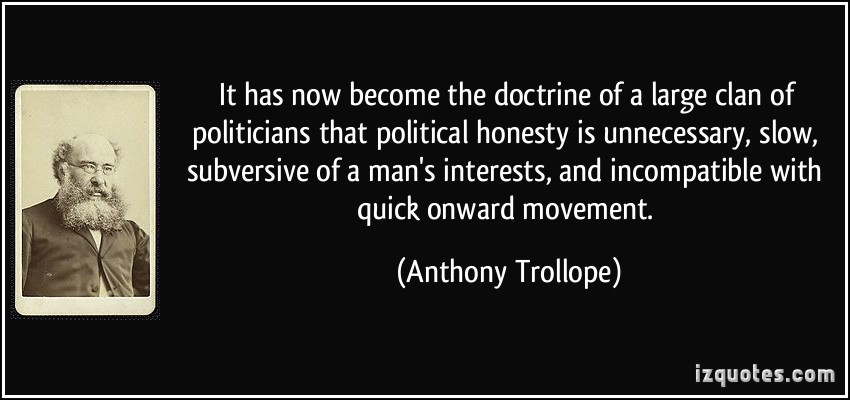 Anthony Trollope's quote #4