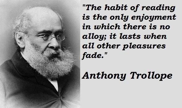Anthony Trollope's quote #5