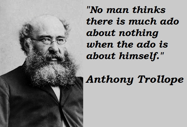 Anthony Trollope's quote #6