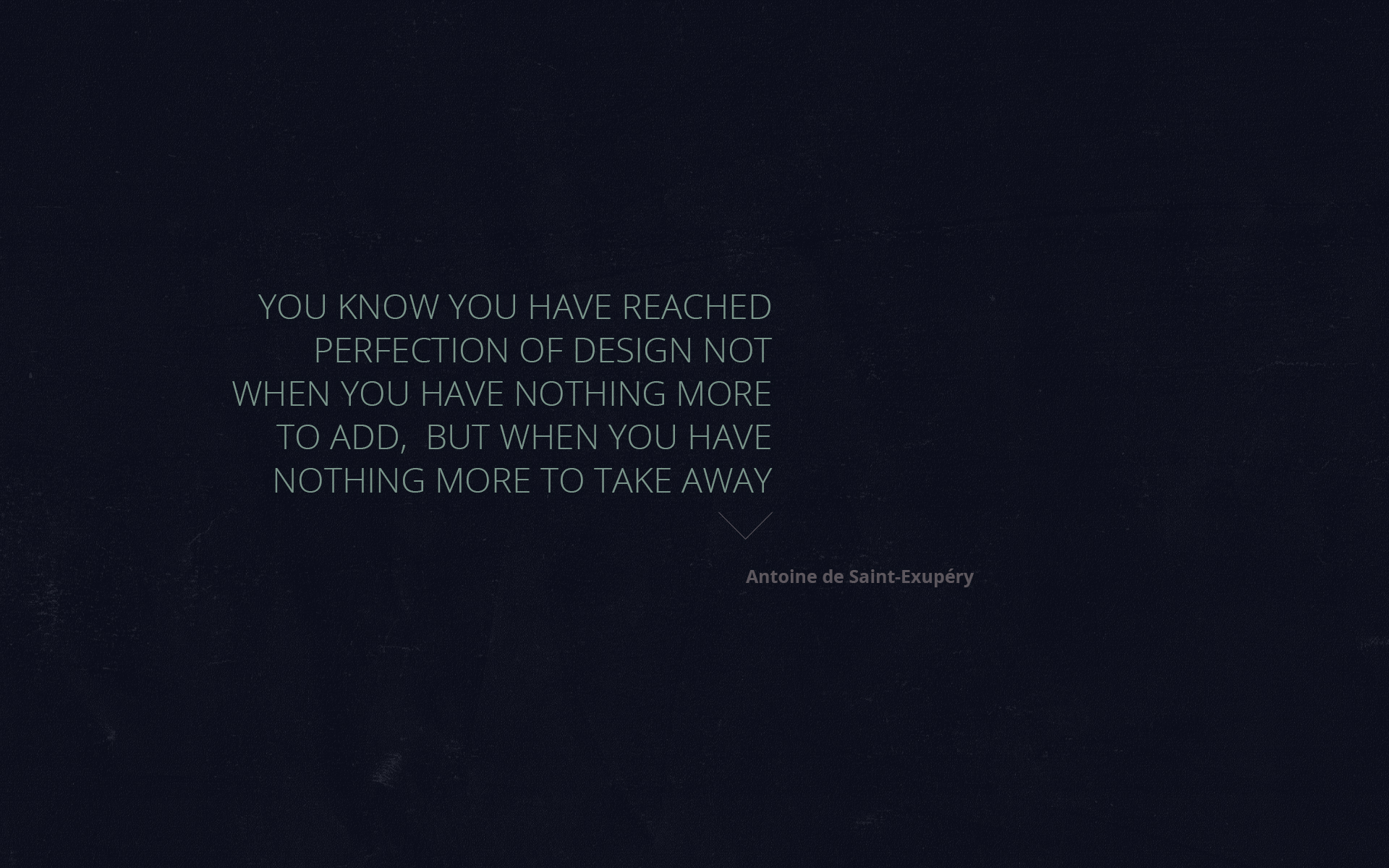 Antoine de Saint-Exupery's quote #5