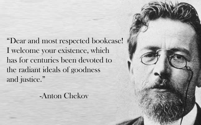Anton Chekhov's quote #4