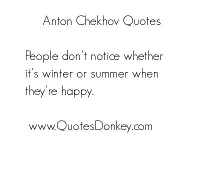 Anton Chekhov's quote #6
