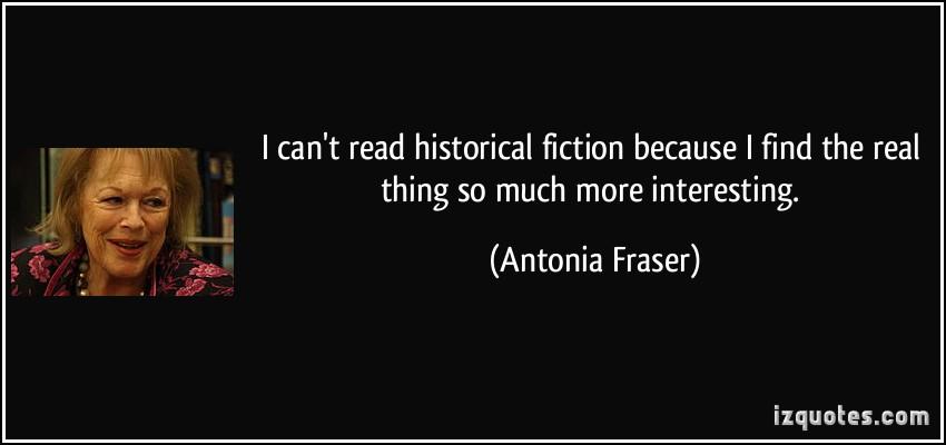 Antonia Fraser's quote #2