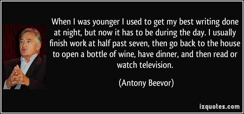 Antony Beevor's quote #5