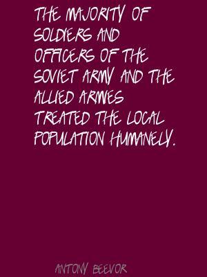 Antony Beevor's quote #8