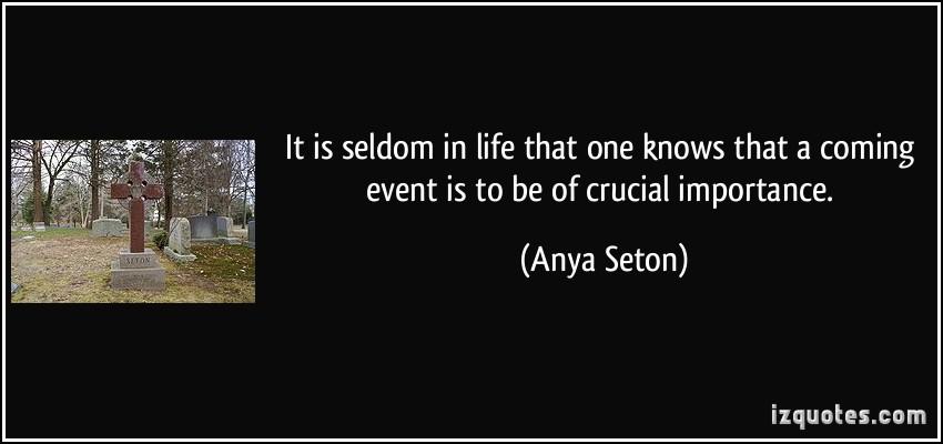 Anya Seton's quote #1