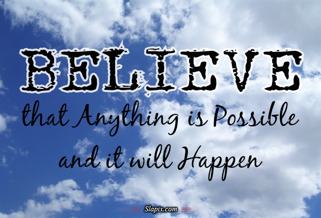 Anything Is Possible quote #2