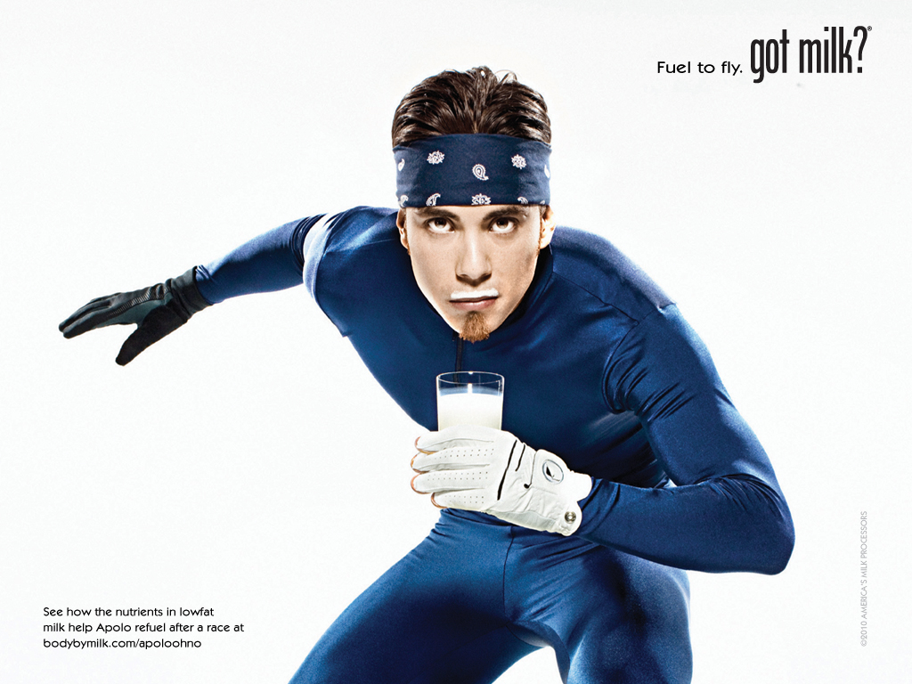 Apolo Ohno's quote #1