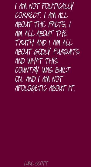 Apologetic quote #1