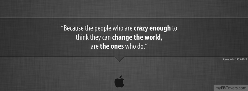Apple quote #5