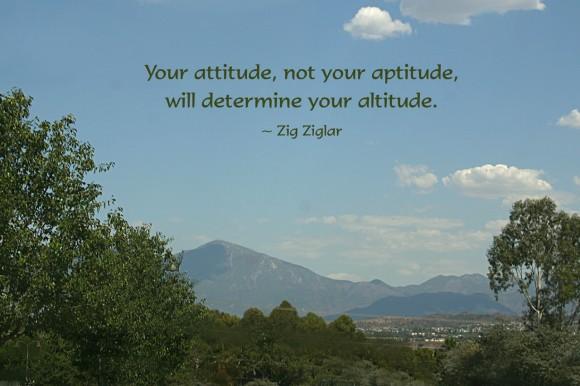 Aptitude quote #1