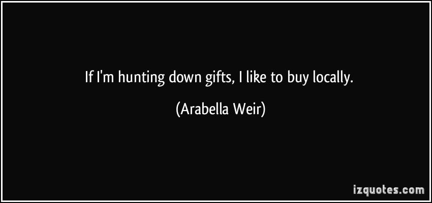 Arabella Weir's quote #3