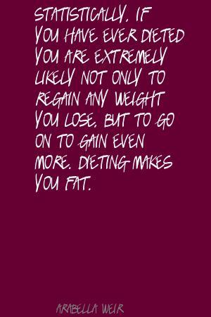 Arabella Weir's quote #5
