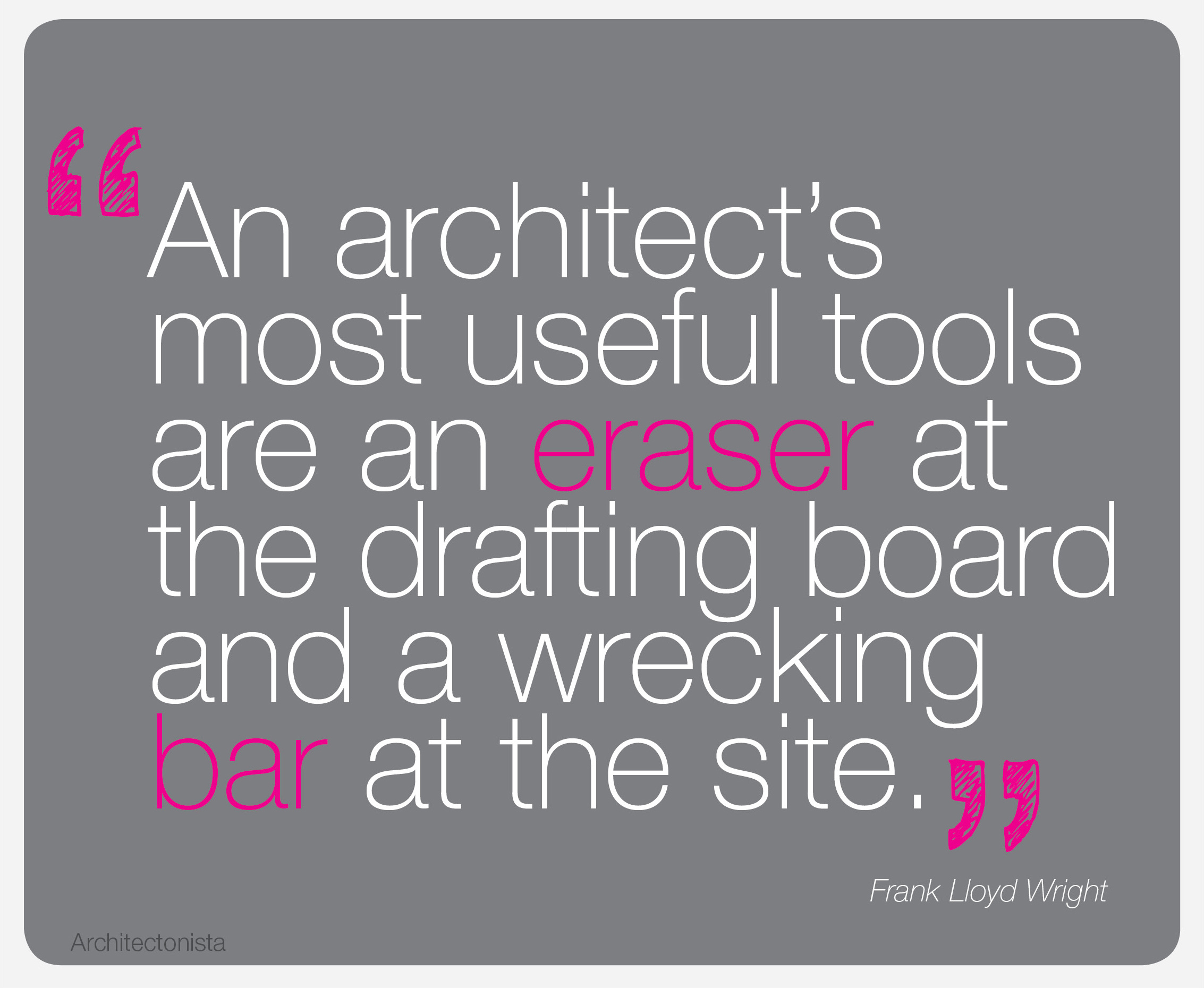 Architecture quote #4