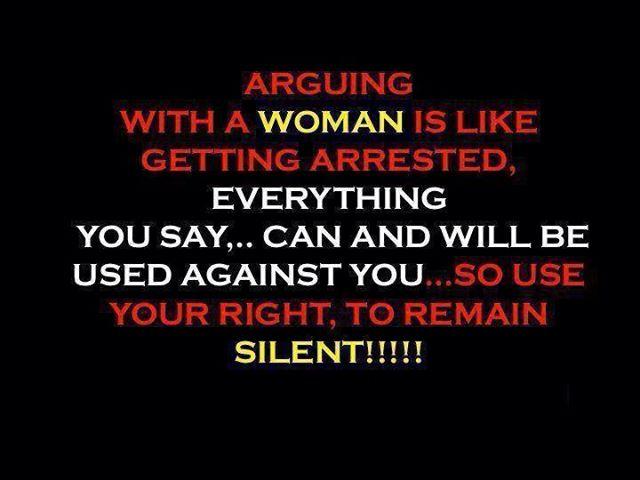 Arguing quote #3