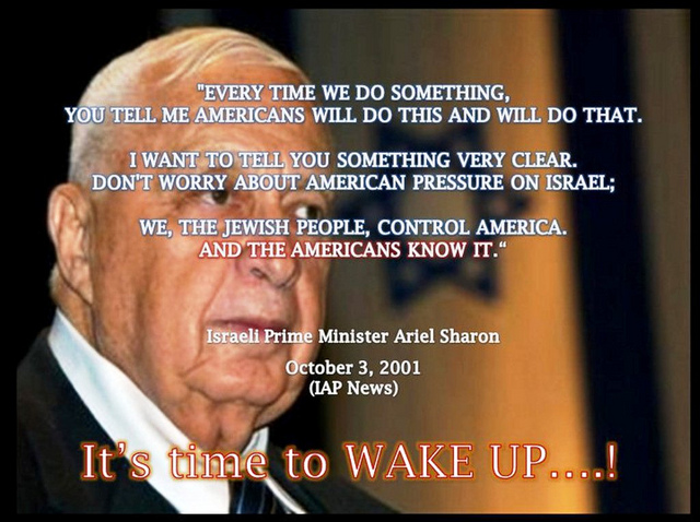 Ariel Sharon's quote #1
